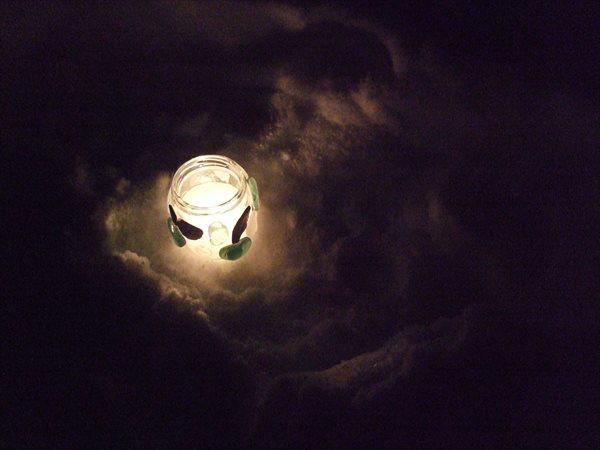 【冬のナイトツアー】星や月が出たときに開催☆知床の夜さんぽプラン★流氷の絵葉書プレゼント