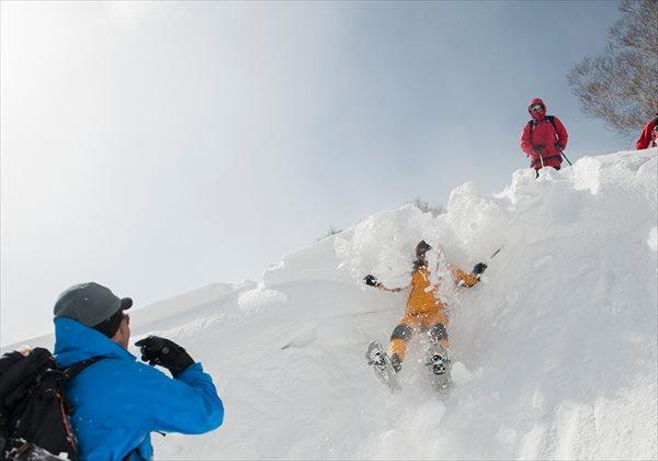 【那須高原・スノーシュー】初心者歓迎。雪山を探検しよう!