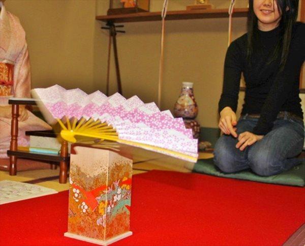 【貸切】京都の雅を感じる投扇興体験★絵葉書プレゼント