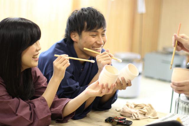 【京都市・東山区・陶芸体験】大切な人に、お世話になった感謝を伝えよう。ブライダルコース