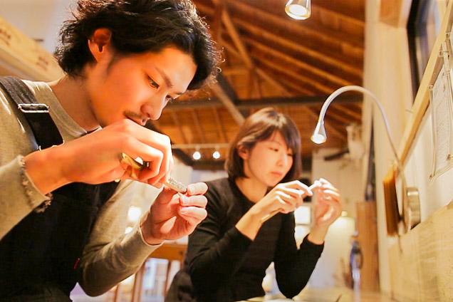 栃木・那須・シルバーアクセサリー作り(90分・アートクレイ)