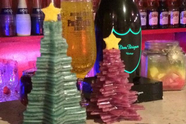 【名古屋・キャンドル作り】クリスマスにぴったり!ツリー型のキャンドルを作ろう(1ドリンク付き)