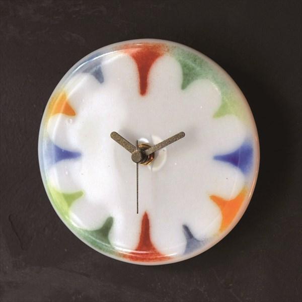 【 フュージング / ステップアップ制作 】時計や小皿も作れます。