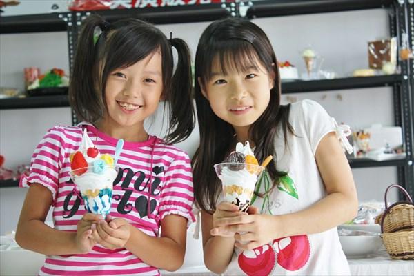 【福岡・食品サンプル作り・土日祝日】世界にひとつのオリジナルパフェを作ろう!