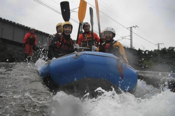 1日・日野川ロングツアー