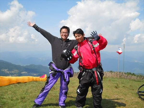 【半日】モーターパラグライダーで徳島の大空へ!どきどき体験プラン