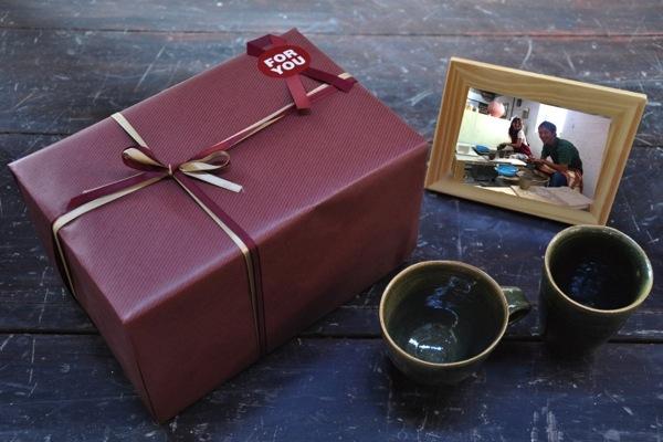 【福島・陶芸】大切な人に贈ろう!手づくりのギフトプラン (ケーキ&ドリンク付き)