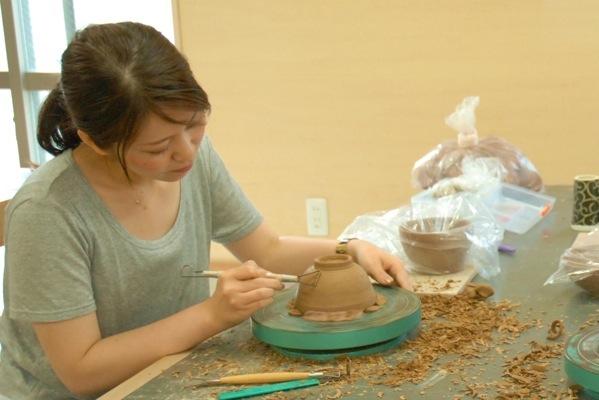 初めての方も歓迎!陶芸のファーストステップとなる一日体験(約3時間)