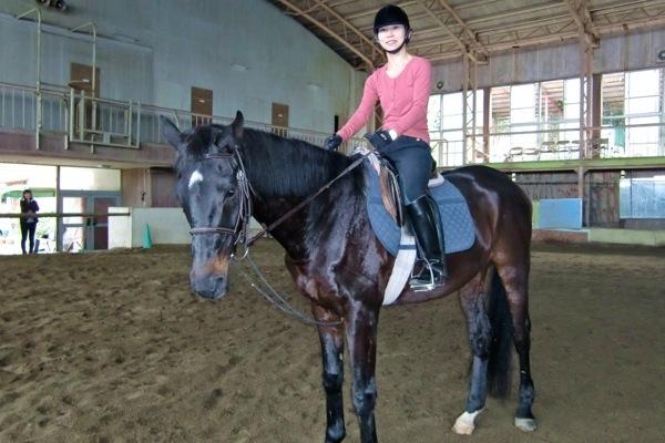 体験乗馬の服装