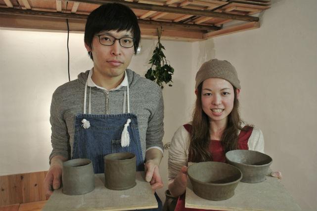 【千葉市・陶芸体験】お世話になったご両親へ感謝を込めて。陶芸体験ブライダルプラン