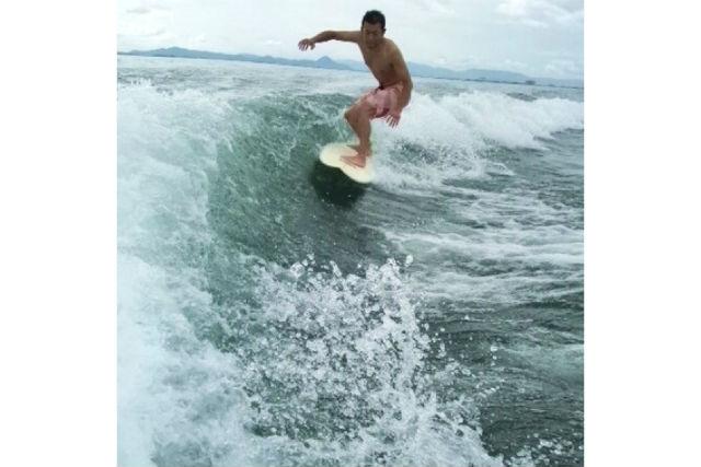【ウェイクサーフィン】初心者から上級者まで、一年中楽しめる琵琶湖サーフィン