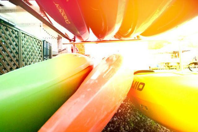 【茨城・那珂川・半日・カヤック】中級者向け!朝靄の神秘的な那珂川で、早朝カヌーツーリング