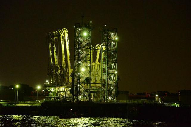 【横浜・工場夜景クルーズ】横浜のもう1つの工場夜景!本牧・根岸の工場夜景を楽しもう