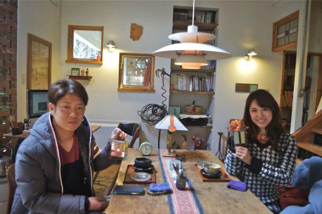 【熊本県阿蘇・ガラス工芸】世界に1つ、自分だけのオリジナル鏡を作ろう!
