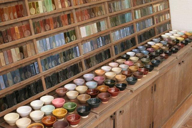 【粘土9種類・釉薬1,500種類】自由度の高い陶芸体験!オリジナルセレクトプラン