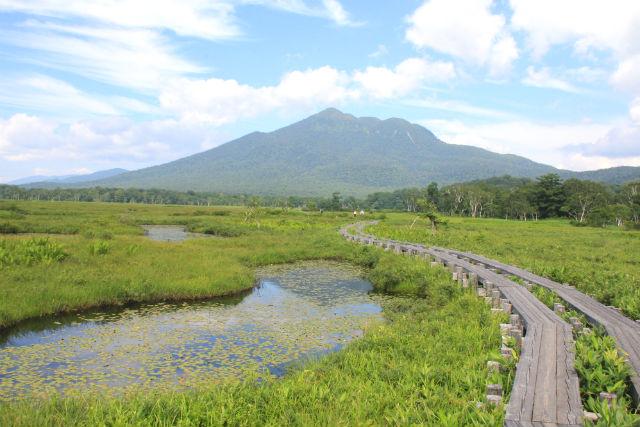 群馬・尾瀬ヶ原&至仏山・トレッキングツアー(1泊2日)