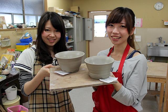 【岐阜・陶芸体験】電動ろくろを使って楽しむ!お子様もトライできる陶芸体験