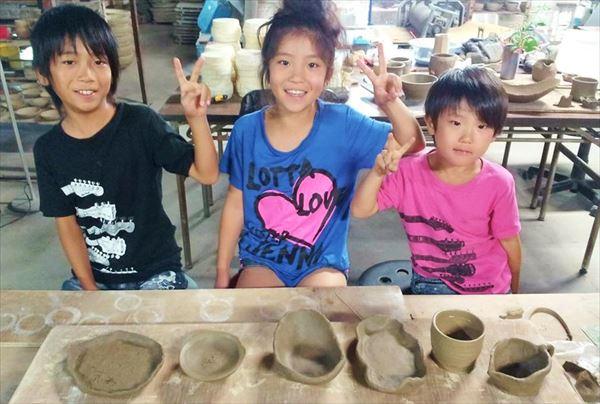 【丹波焼・手びねり体験】粘土細工で、土の温かみにじっくり触れよう。