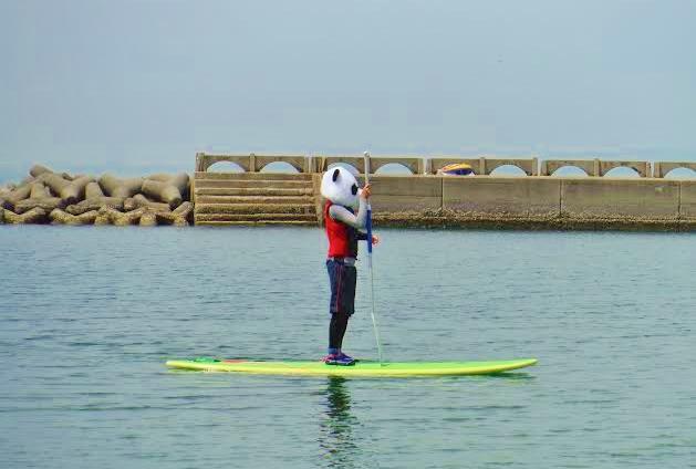 【大阪・SUP】お値段手頃な30分SUP体験!大阪「ときめきビーチ」で水上散歩