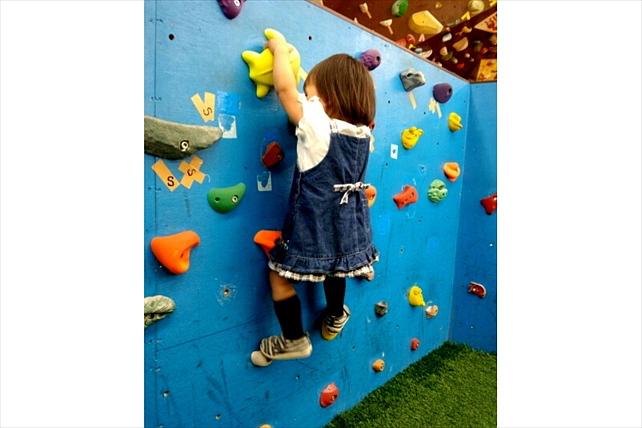 【神奈川・横浜・ボルダリング】2歳からOK!家族でボルダリングを体験しよう!