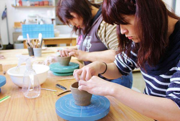 【福岡市郊外】少人数制・アットホームな工房で、好きなものを作れる陶芸体験