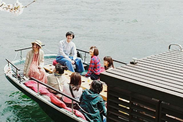 大阪の水辺をドボククルーズでお散歩! 【月・土催行】