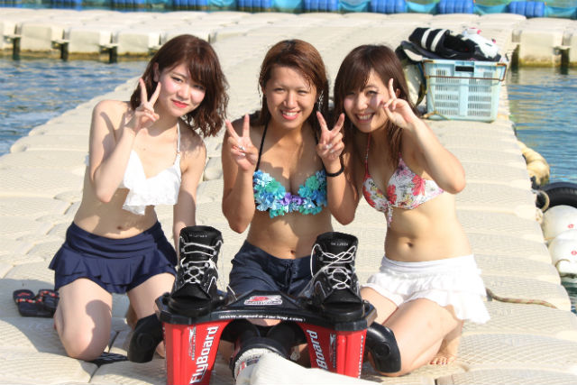 【名護市・マリンスポーツ】沖縄の海を遊び尽くす!フライボード &ジェットスキーのセットプラン