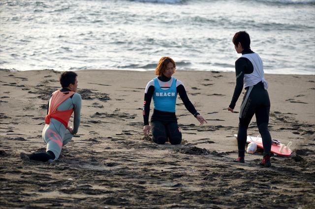 九十九里で本物の基礎を身につける!一人ひとりに丁寧に教えるサーフィンスクール