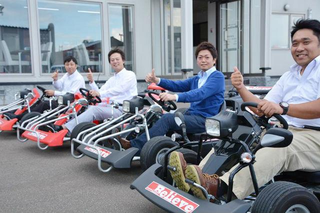 【札幌・レンタルカート】足をのばして遠出もOK!たっぷり走れる6時間プラン