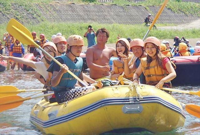 1日・長良川ツアー
