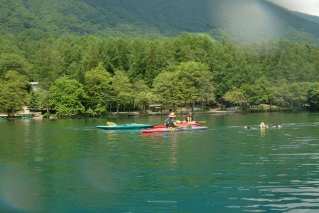 【長野県白馬・カヤック】豪快でスリリングな川下り。カヤック1日ツアー
