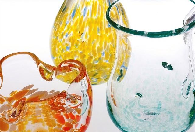 【群馬・初めての方でもお気軽に・15分】ミニ花瓶を作ろう!吹きガラスでガラス制作体験