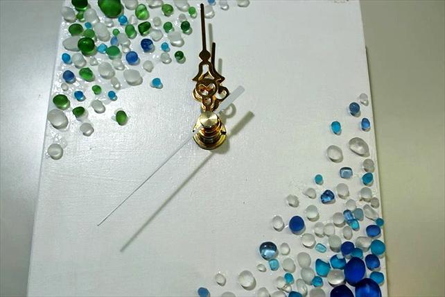 【クロック・ムーブメント組み立て&装飾】文字盤をデコレーションしてオリジナル時計を作ろう!