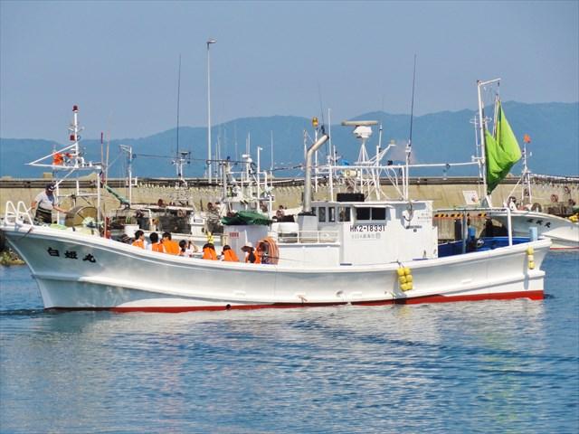 【函館・クルージング】地元の漁師がご案内!漁船クルーズで穴場スポットへ行こう