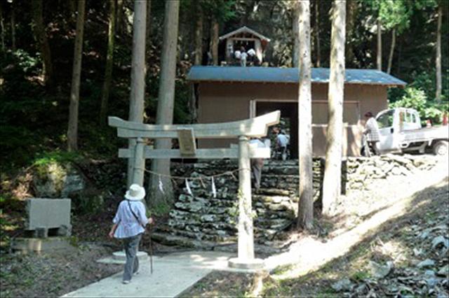 【三好市・祖谷の文化と歴史を知る】よびごと案内人とめぐるガイドツアー