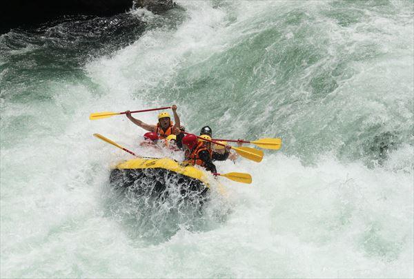 1日・吉野川ツアー(ランチ付き&写真データ付き)