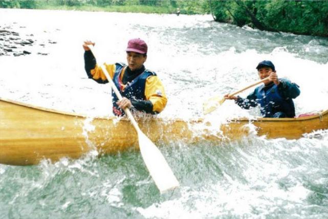 【北海道・美深町・カヌー】天塩川をカナディアンカヌーで大満喫!約6時間の美深町ロングコース