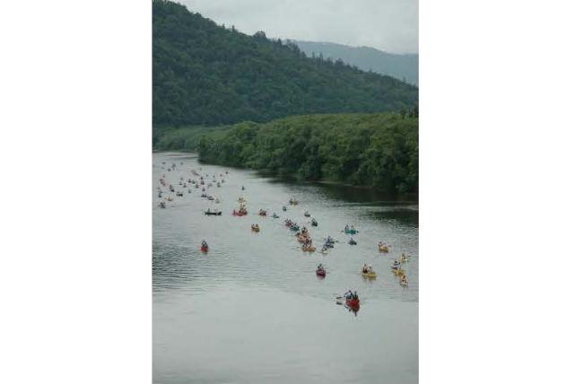【北海道・美深町・2泊3日・カヌー】天塩川で大満足の2泊3日!約117kmのキャンプツーリングコース