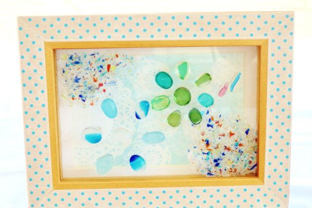【茨城・笠間芸術の森公園】お子様から大人まで芸術体験できる!ガラス絵画プラン