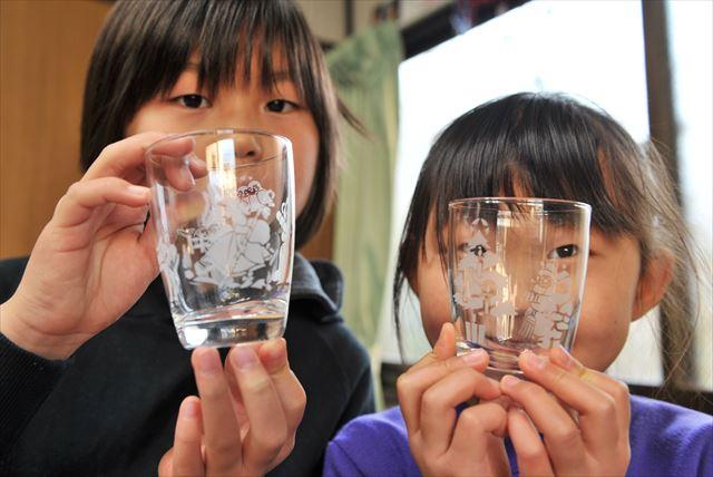 【三重県津市・サンドブラスト】簡単で美しい!サンドブラストではじめるガラス工芸