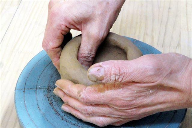 【新潟・長岡】初めての方にオススメ!手びねり陶芸体験お試しプラン