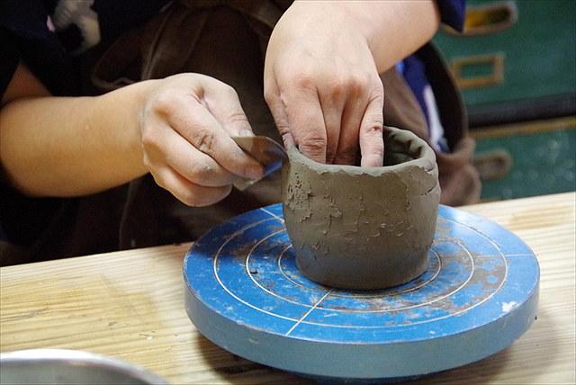 【陶芸体験・さいたま市】初心者大歓迎!陶芸作家とやきもの作りを楽しもう!