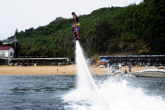 【中級・20分】愛媛県興居島・話題沸騰中のホバーボードを乗りこなそう!