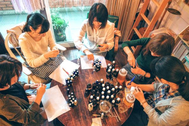【神奈川・鎌倉・調香体験】無限に広がる香りの世界を覗いてみよう!