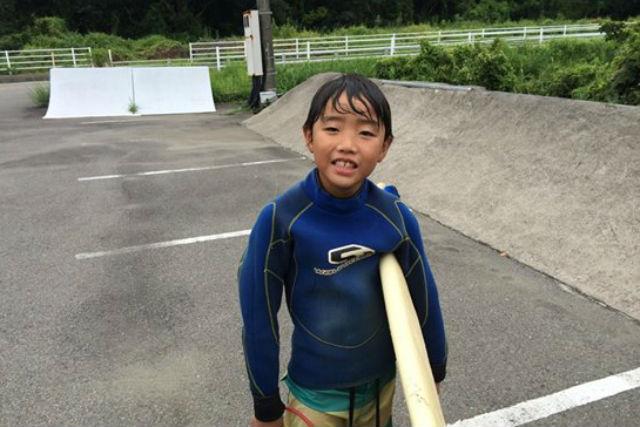 【宮崎・サーフィン】サーフィンを習い事に!小・中学生向けクラス