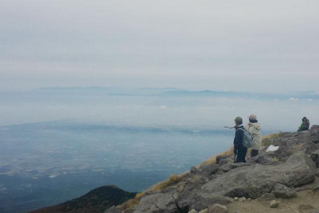 【岩手・網張】2,000m級の山に挑戦!中級者ツアー