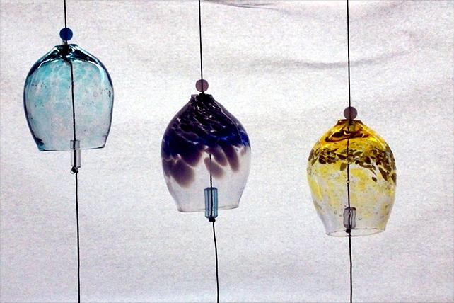 【北海道・ガラス工芸】北広島市でガラスの風鈴を作ろう!グラスも作れる充実プラン