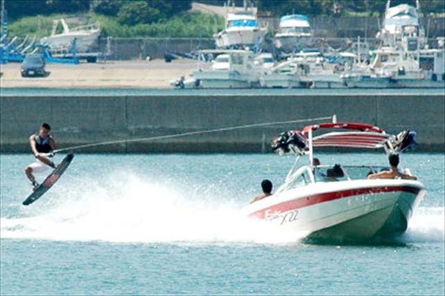 【福岡・ビジター向けウェイクボード体験】1回だけの参加もOK!糸島の海を遊ぼう