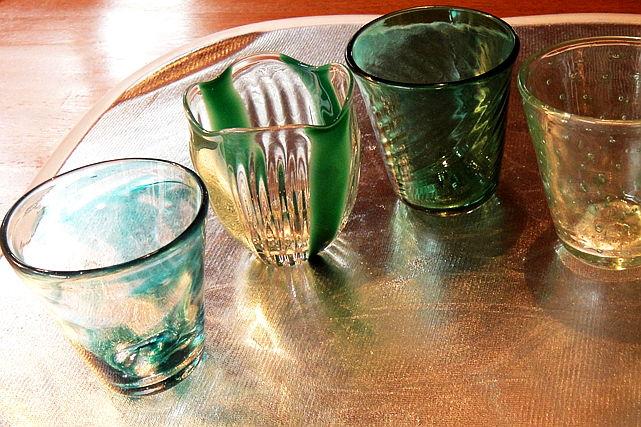 【山梨県・吹きガラス】好きなデザインのグラスを作ろう!気軽に参加できる吹きガラス体験