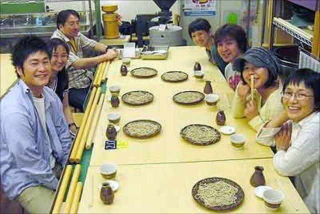 【築地・そば打ち見学&試食】伝統の技と打ちたての味を堪能!本格そば試食クラス